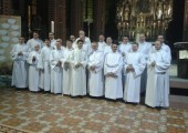Nadzwyczajny Szafarz Komunii Świętej