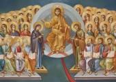 uroczystość Wszystkich Świętych.