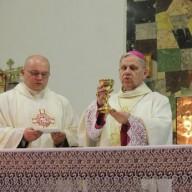 Uroczystość erygowania nowej parafii św. Barbary