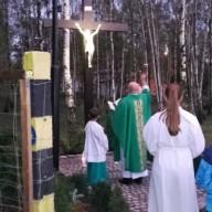 Poświęcenie Krzyża