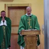 Neoprezbiter ks. Patryk Gawłowski w naszej Parafii