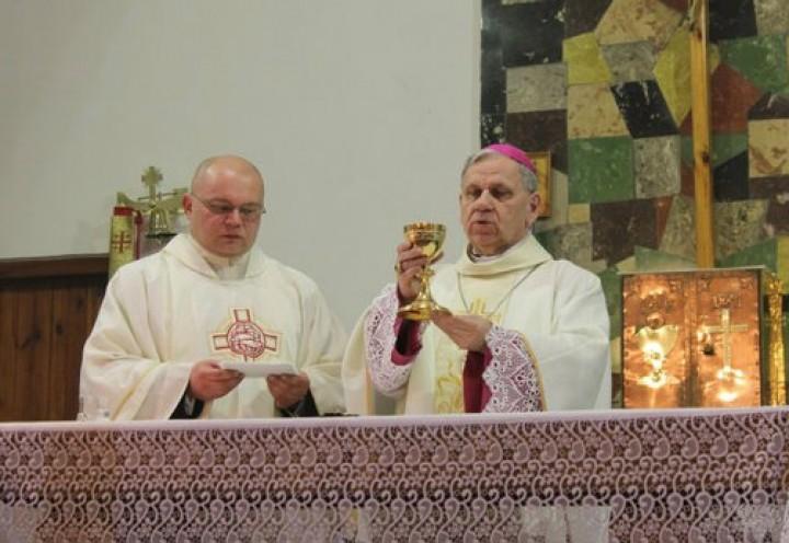 Uroczystość erygowania parafii św. Barbary 2013 r