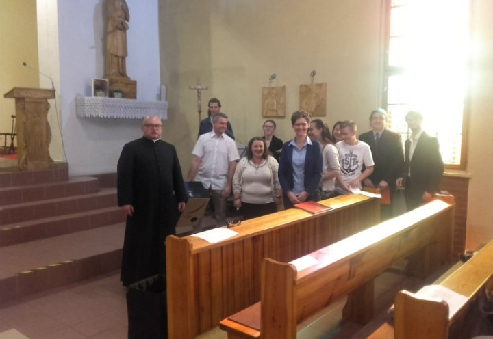 Ruch Kościoła Domowego w naszej parafii 2016